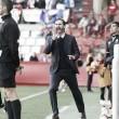 """Vicente Moreno: """"Tenemos la oportunidad de salir del descenso ante el Oviedo"""""""