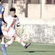 Una joven promesa jugará con el Rayo B hasta final de temporada