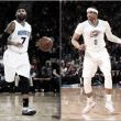 Westbrook y Williams, Jugadores de la Semana