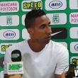 """Jhon Edison Mosquera: """"Nacional es un equipo grande y siempre exige lo mejor"""""""