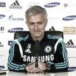 """Mourinho: """"El objetivo es ganar el domingo"""""""