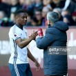 "Martial showed ""attitude and appetite,"" claims pleased Mourinho"