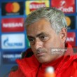"""Man Utd returning to their """"natural habitat"""" of the Champions League, claims Mourinho"""
