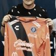 Moisés Muñóz, listo para debutar con Puebla