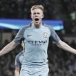 Manchester City renova contrato de Kevin De Bruyne até 2023
