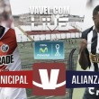 Resultado Deportivo Municipal vs Alianza Lima en Torneo Clausura 2015 (2-1)