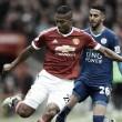Leicester segura empate fora de casa contra Man United e 'seca' Tottenham para ser campeão