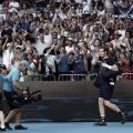 Andy Murray se despide del Australian Open