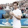 Murray, campeón en Queen's contra Anderson y los elementos