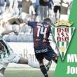 Antoñito, MVP del Córdoba CF ante el Huesca para los lectores de VAVEL