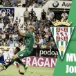Kieszek, MVP del Córdoba CF ante el Zaragoza según los lectores de VAVEL.com