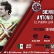 Antonio Briseño regresa a Primera División como nuevo refuerzo de los 'Tiburones'