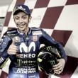 """Valentino Rossi: """"Hay que intentar hacer mejores carreras que el año pasado"""""""