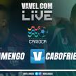 Jogo Flamengo x Cabofriense AO VIVO online pelo Carioca 2018
