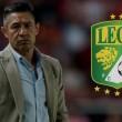 Llega 'Nacho' Ambriz al León