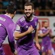 Cultural Leonesa - Real Madrid: puntuaciones Real Madrid, 1/16 de Copa del Rey