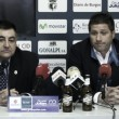 "Nacho Fernández ""Vamos a intentar traer la eliminatoria a Burgos"""