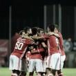 Benfica ganó 1-3 en su visita a Nacional: el tricampeón se reecuentra con el triunfo