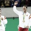 """Rafael Nadal: """"Conseguir el oro con uno de mis mejores amigos es único"""""""