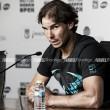 """Rafael Nadal: """"He jugado un partido sólido, abriendo bien la pista"""""""