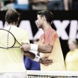 Australian Open, Verdasco si vendica e fa fuori Nadal. Tutto facile per Murray