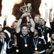 New Zealand captain Richie McCaw retires from rugby