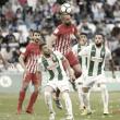 Puntuaciones UD Almería - Córdoba CF: Puntuaciones de la UD Almería