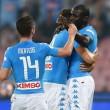 Napoli, è qui la festa: Nizza travolto, al San Paolo finisce 3-0