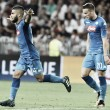 Napoli anula Nice, volta a derrotar franceses e avança à fase de grupos da Champions League