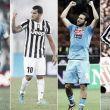 Napoli-Juventus, la storia della sfida in 10 foto