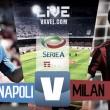 Napoli - Milan in diretta, LIVE Serie A 2017/18 (2-0): Zielinski raddoppia!
