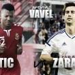 Gimnàstic de Tarragona - Real Zaragoza: una salida con sabor a revancha