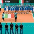 Volley, FIVB World League: Francia vs Italia 3-0
