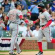 Washington Nationals Over Chicago Cubs 2-1 On Solo Home Runs