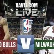 Resultado Chicago Bulls vs Milwaukee Bucks, NBA en los playoffs 2015