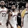 """LeBron James: """"Love e Irving están jugando el mejor baloncesto de sus carreras"""""""