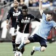 New England Revolution vs New York City FC Live Scores, Updates and Results in 2018 Major League Soccer (0-0)