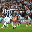 West Bromwich Albion 4-2 West Ham United: Albion win first game under new Chinese ownership
