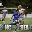 North Carolina Courage vs Seattle Reign FC preview: The last perfect teams face off on Wednesday