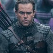 Why there is no problem with Matt Damon being cast in The Great Wall
