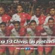 Necaxa 1-3 Chivas: puntuaciones de Necaxa en la jornada 3 de la Liga MX Clausura 2018