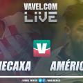 Resultado y goles del Necaxa 1-2 América en Copa MX 2019