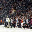 Galatasaray - Juventus : reporté