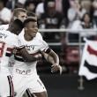 """David Neres festeja primeiro gol entre os profissionais: """"Emoção muito grande"""""""