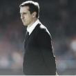 El Valencia destituye a Gary Neville