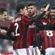 Milan - Hellas Verona in diretta, Coppa Italia 2017/2018 LIVE (21.00)