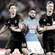 Napoli - Milan in diretta, LIVE Serie A 2017/18 (20.45)