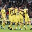 Le PSG impérial à Guingamp pour la première de Neymar