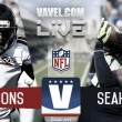 Score Atlanta Falcons vs Seattle Seahawks in 2016 NFL (24-26)