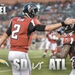 San Diego Chargers vs Atlanta Falcons preview: Falcons return from two-week road trip to take Chargers
